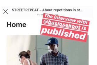 StreetRepeat – Interview